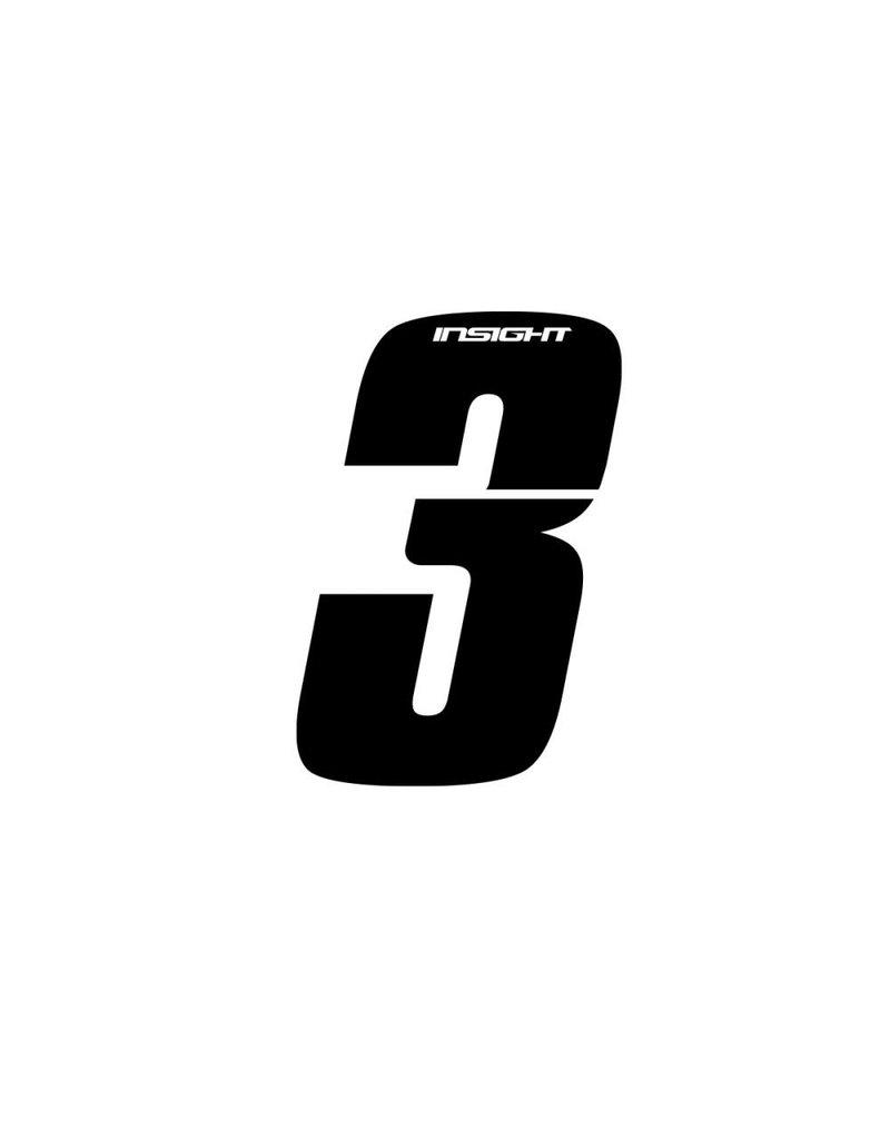 "Insight BMX NUMBER 3"" INSIGHT 3"