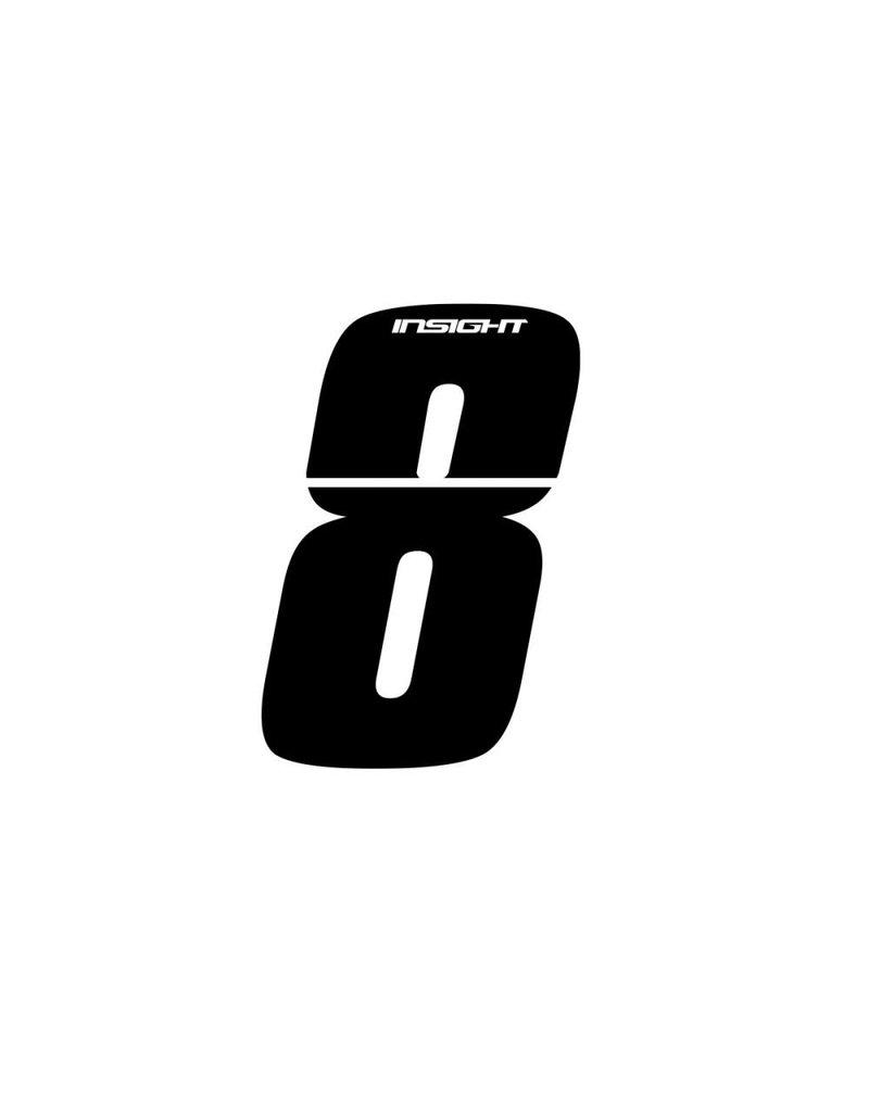 "Insight BMX NUMBER 3"" INSIGHT 8"