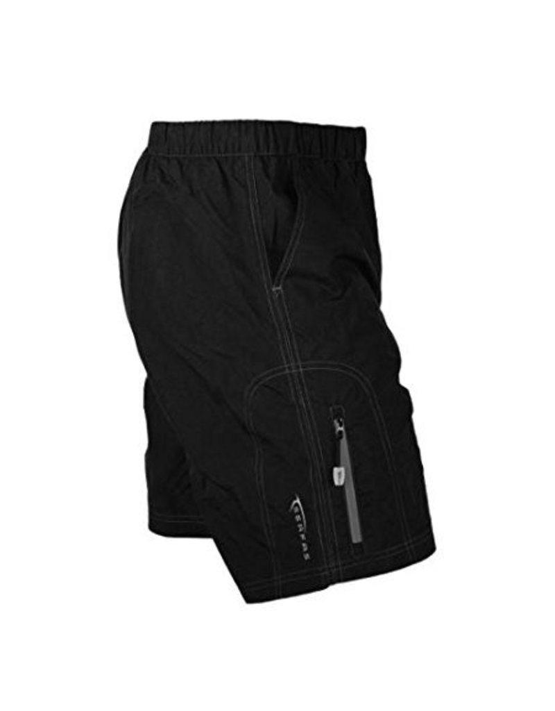 Serfas SHORT WOM BAGGY SERFAS ANGEL MD BLK*