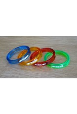 "H/SET SPACER 1-1/8"" ASST COLORS"