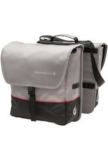 BAG PANNIER BLACKBURN LOCAL SADDLEBAG BLK/GRY