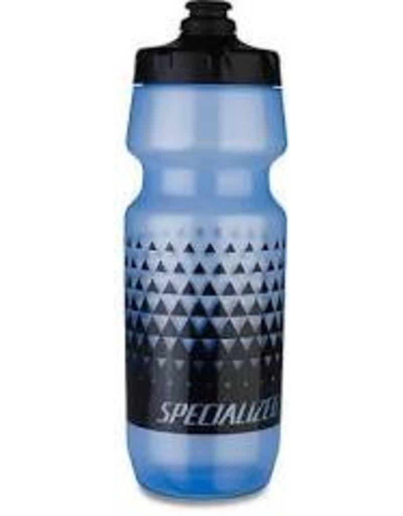 Specialized BOTTLE SPEC BLUE/BLK TRI 24OZ