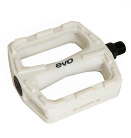 EVO PEDAL 9/16 BMX EVO PC WHITE