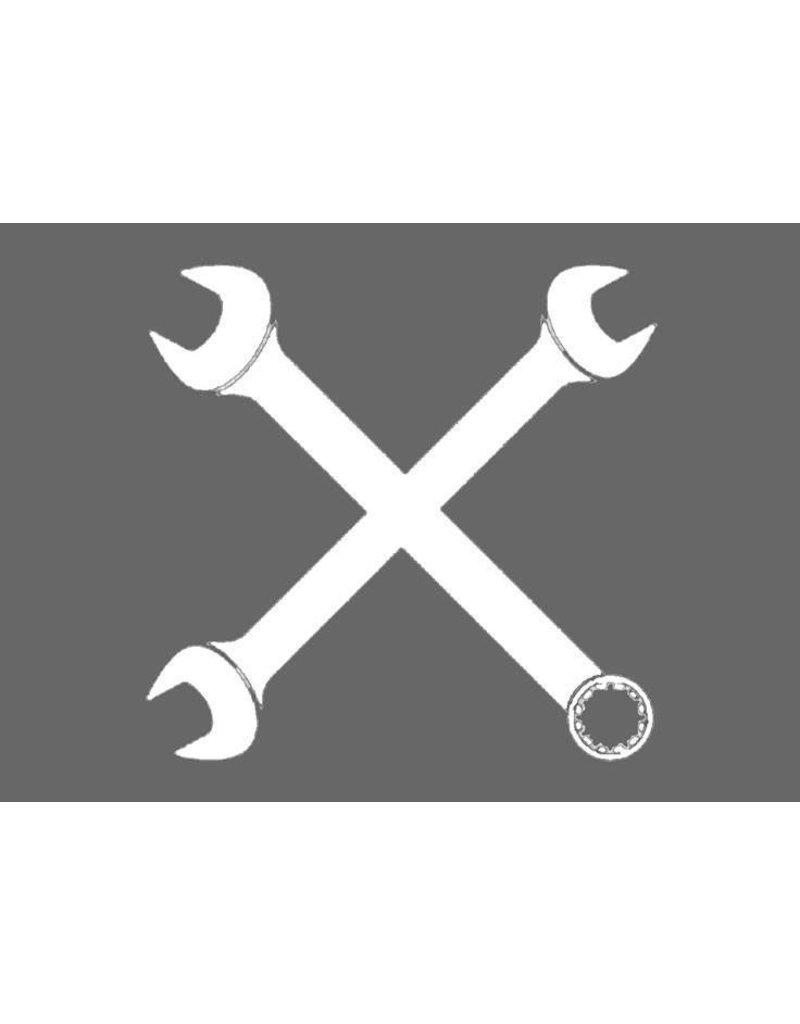 SERVICE CHAIN INSTALLATION - GEARED