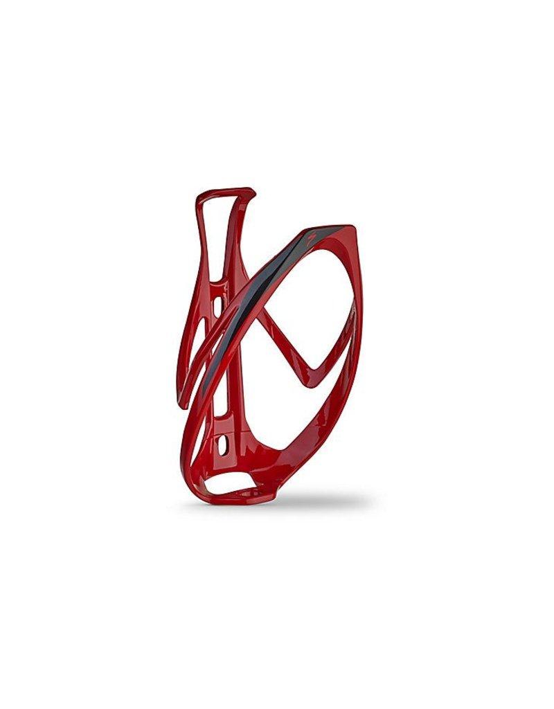 CAGE DLX SPEC RIB RED