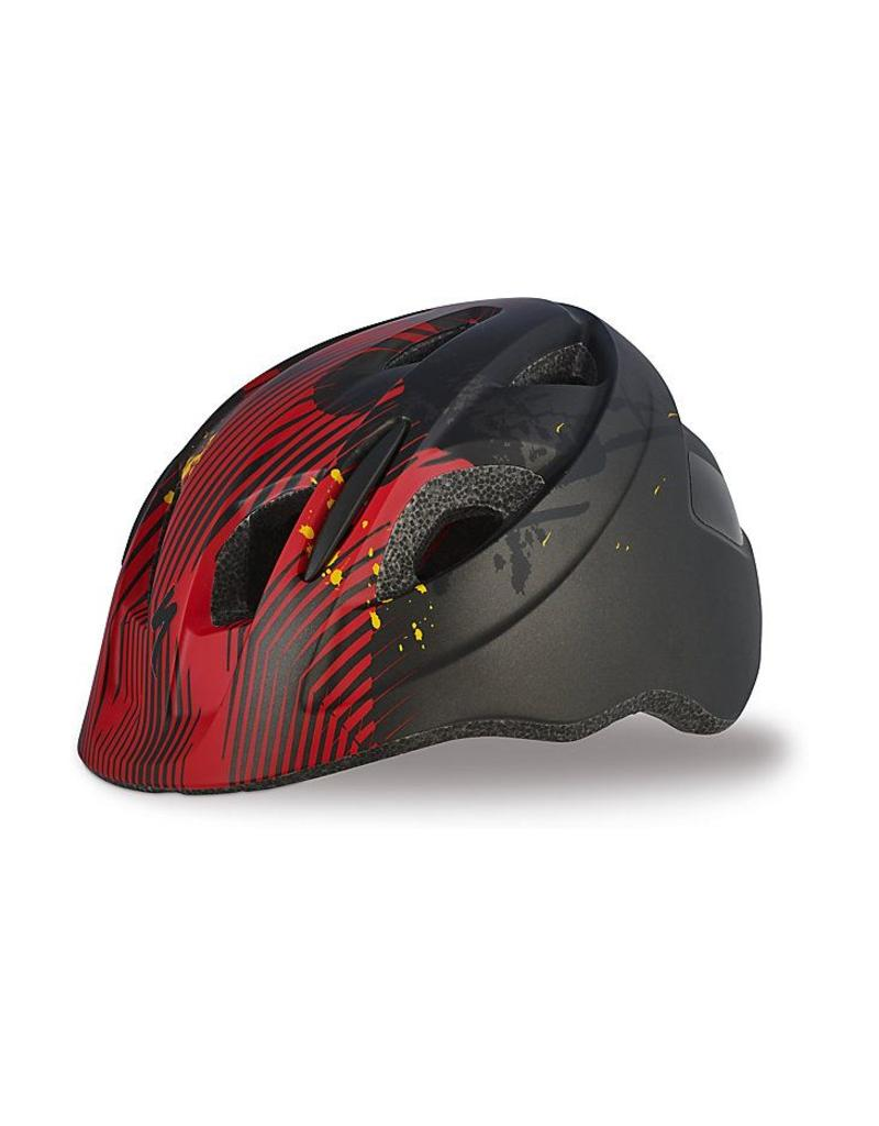 Specialized HELMET SPEC MIO TDLR BLK/RED FLAMES