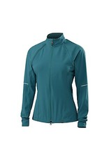 Specialized JACKET WOM SPEC DEFLECT HYBRID SM BLK/TEAL