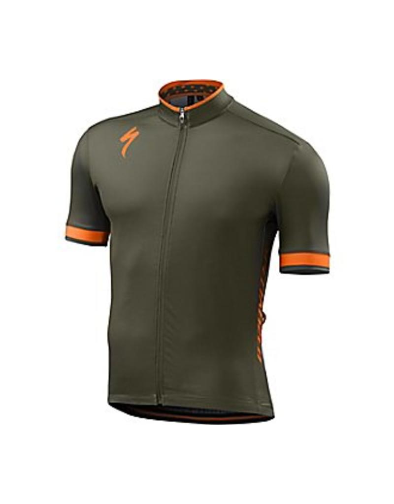 Specialized JERSEY SPEC RBX COMP OAK XL