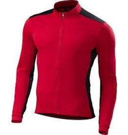 Specialized JERSEY SPEC RBX SPORT LS RED/BLK XXL