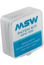 MSW PATCH KIT GLUELESS MSW GPK-100