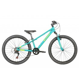 Haro HARO 24 FLIGHTLINE SKY TEAL/NEON YELLOW