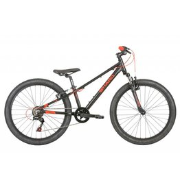 Haro HARO 24 FLIGHTLINE BLACK/ORANGE
