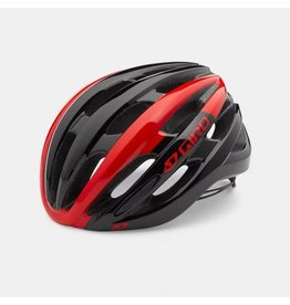 GIRO HELMET GIRO FORAY-MIPS RED/BLK MD
