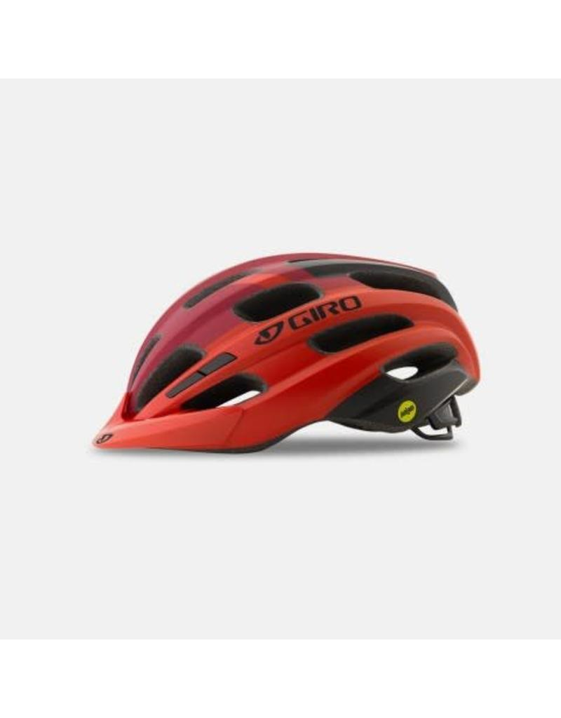 GIRO HELMET GIRO REGISTER-MIPS RED