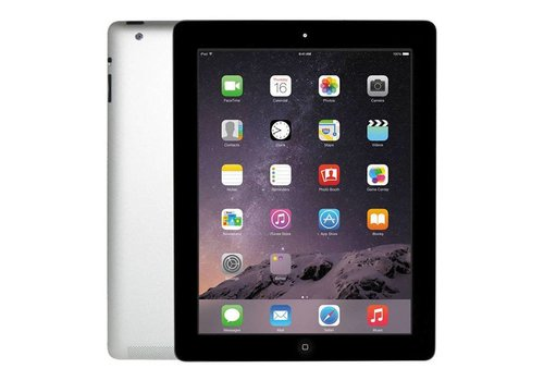 Apple Apple iPad 4 WiFi + Cellular- 16GB,Black (RB) B Grade