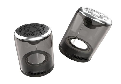 TWS Air Box Magnetic Bluetooth Speaker