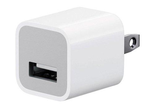 Apple Wall USB Power Adapter- 1 Port Cube (AAA)