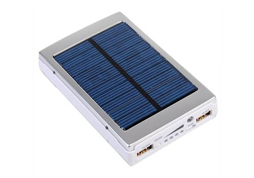 Solar Power Bank 7500mah
