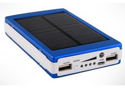 Solar Power Bank 15000mah