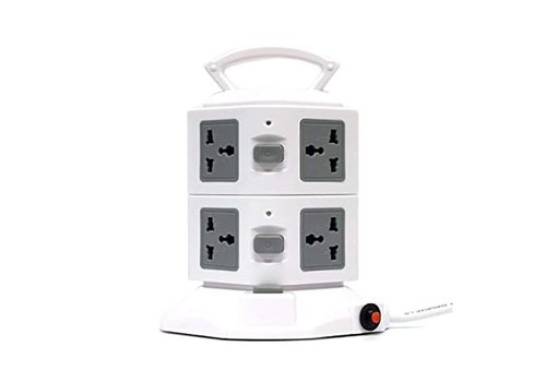 Vertical Multi-Socket (2 Layer) (JW102)