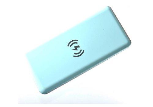 Power Bank - Wireless Charging for Qi (12000mah- ZX)