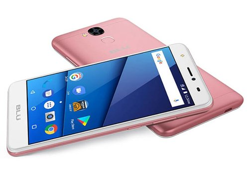 Blu BLU Studio J8 LTE Rose Gold
