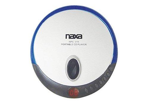 Craig Naxa NPC-319/321 Slim Personal Compact Disc Player