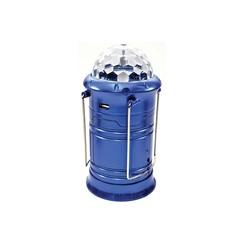 SH Magic Cool Fan Camping Light - 6 LED + 3 Color Camping Lamp (SH-5801)