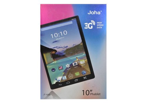 "Joha Joha 10"" Tablet 3G with 16GB (JT-103G)"