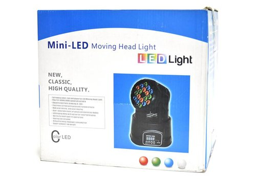 Mini- LED Moving Head Light (JH2983)