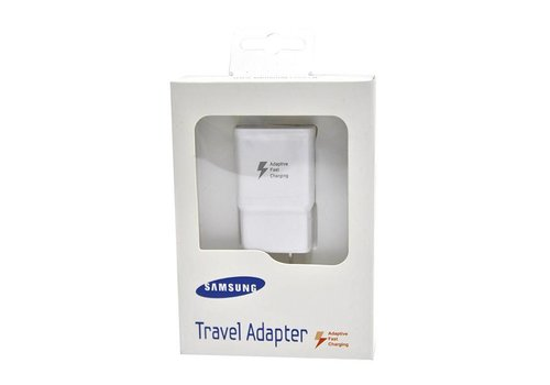 Original Samsung Home Fast Charging Adapter (White Box)
