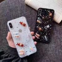 Case- Epoxy w/ Shapes on the Back