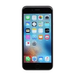 Apple iPhone 6S Plus - 128GB, Space Gray (RB) - Certified Pre Owned, CPO