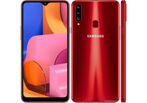 Samsung Samsung Galaxy A20S- 32GB, Red (New)(4G LTE)