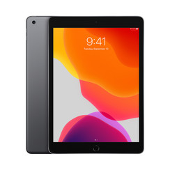 Apple iPad (7th Generation, 32GB, 10.2 Inch) Wi-Fi Space Gray  (NEW)