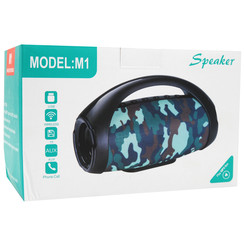 Bluetooth Wireless Speaker (M1)