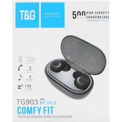 Bluetooth Wireless Dual Earphones (TG903)