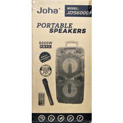 Joha Bluetooth Speaker 6000W (JDS6000)