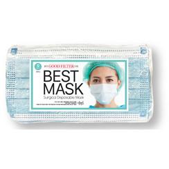 Respirator - Blue Mask (BM-12) - 12 Pack