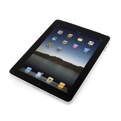 Apple iPad (Wi-Fi + 3G) - 32GB, Black (RB) - B Stock