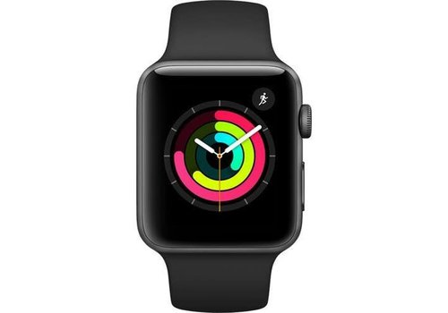 Apple Apple Watch S3 - Black (42mm)