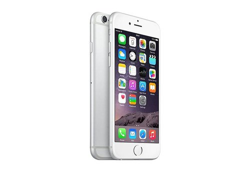 Apple Apple iPhone 6 - 16GB, Silver (RB) - C Stock