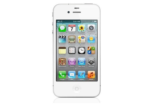 Apple Apple iPhone 4S - CW Stock - 16GB, White (RB) (CW)
