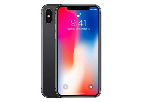 Apple Apple iPhone X - 64GB, Space Gray (New)