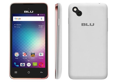 Blu BLU Advance 4.0 L2 White