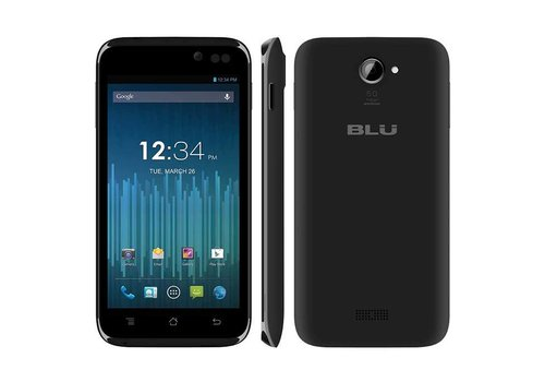 Blu Blu Advance 4.5 - (Black) (New)