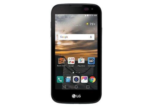 LG LG K3 - CW Stock, Black (RB)