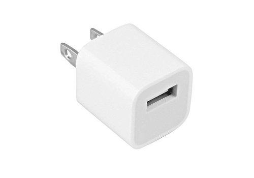 Apple Original Wall Adapter- Best Sound 1 Port Cube (AAA)