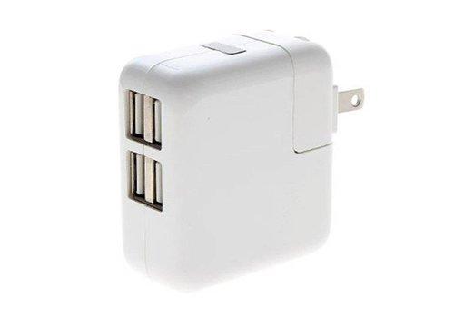 iPad Style Wall Adapter- 4 Port