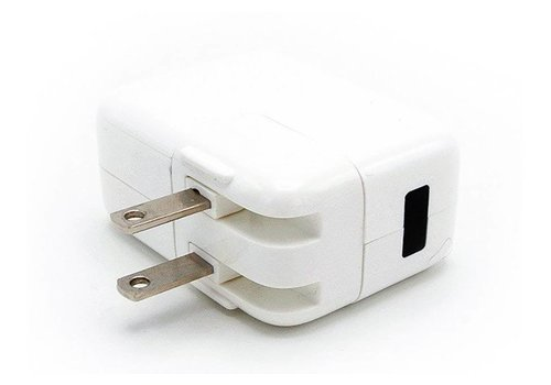 iPad Style Wall Adapter- 2 Port